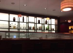 Die Bar im Mifune